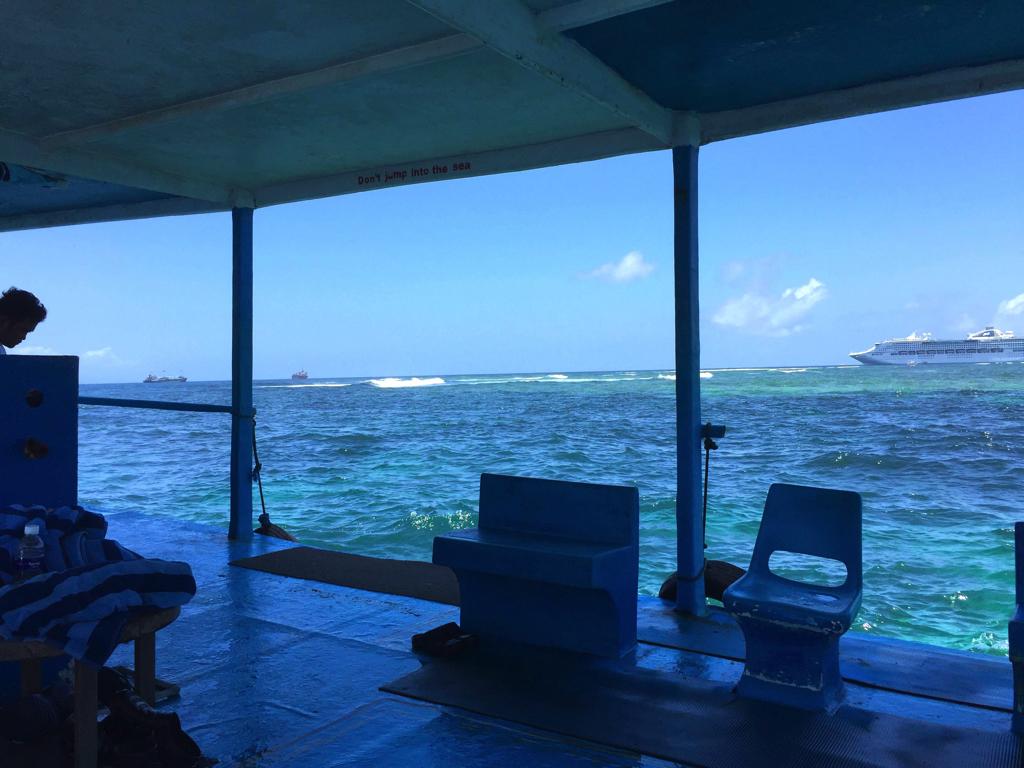 海 リゾート バリ