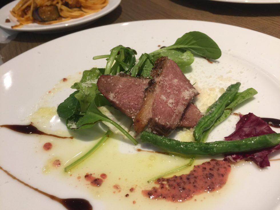 肉 皿 青菜