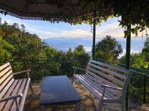 ヒマラヤ テラス ガーデンセット